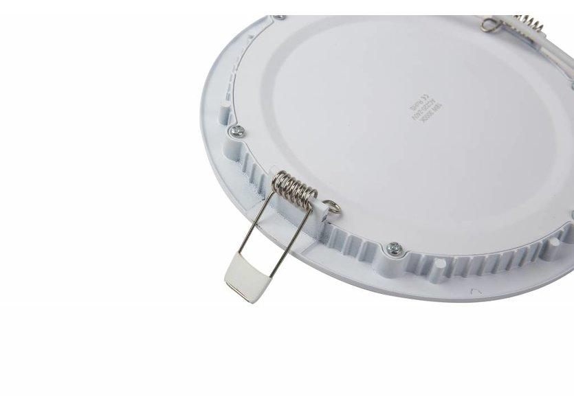 Rond LED paneel Ø 225 x 15 mm -18 Watt - 3000K