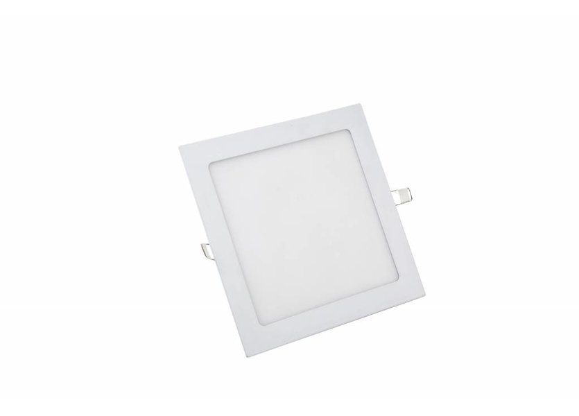 Vierkant LED paneel 225 x 225 x 15 mm - 18 Watt - 3000K - Crius