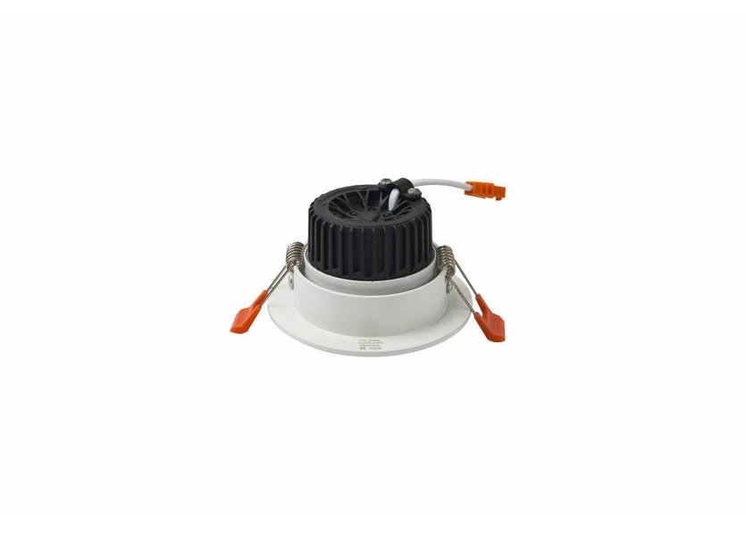 Verstelbare Ronde Witte LED Downlight - Crius
