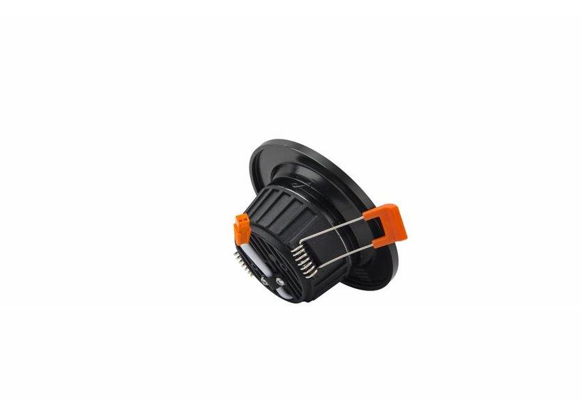 Ronde Zwarte LED Downlight - Crius