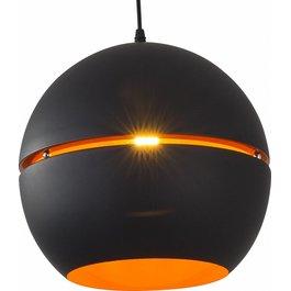 Scaldare Hanglamp Rond Zwart Modern - Scaldare Egna