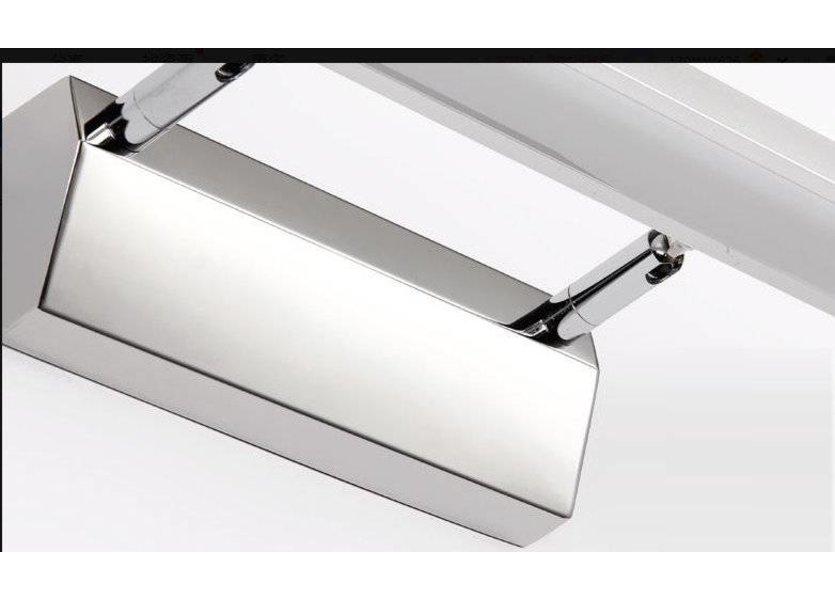 Spiegellamp LED Chrome 40 cm - Saniled Spieel badkamerlamp
