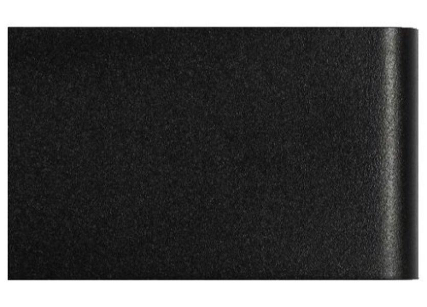 Spiegellamp LED Zwart 24 cm - Saniled Peili badkamerlamp