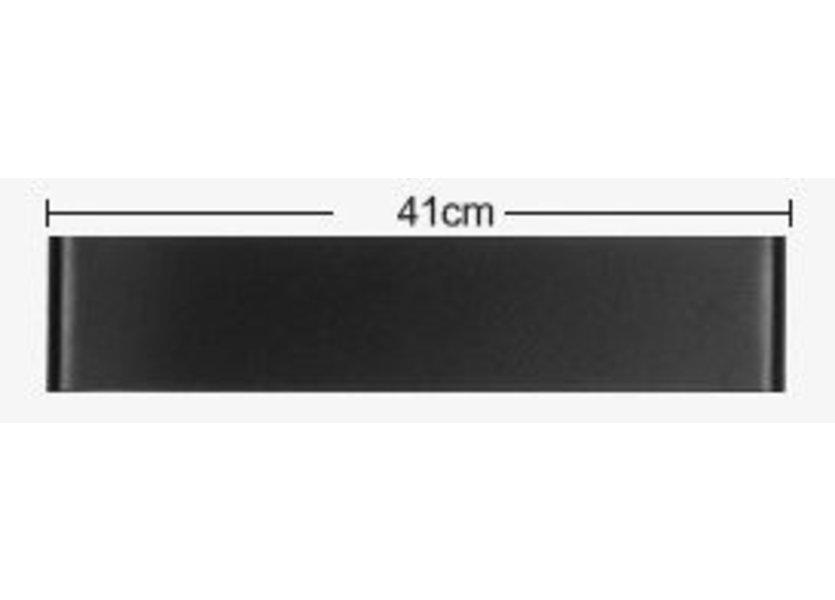 Spiegellamp LED Zwart 41 cm - Saniled Spegel badkamerlamp