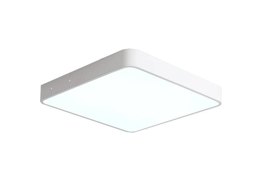 Plafondlamp Vierkant Wit 50 cm met ingebouwde LED  - Saniled Spechio Plafonnière