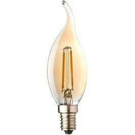 Crius Crius LED tip candle E14 2W 827 Amber Dimbaar