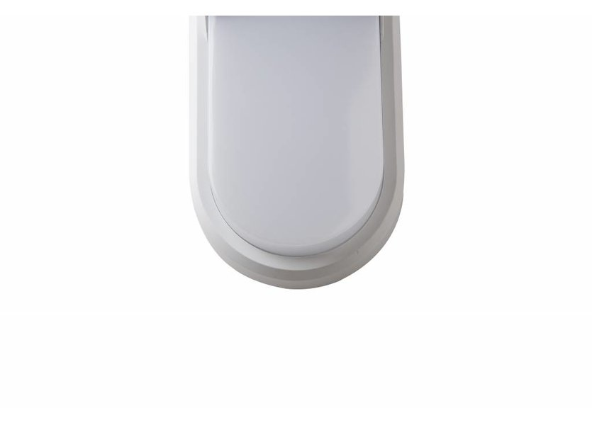 Moderne Buitenwandlamp Wit IP65 incl. LED - Garleds Bracken