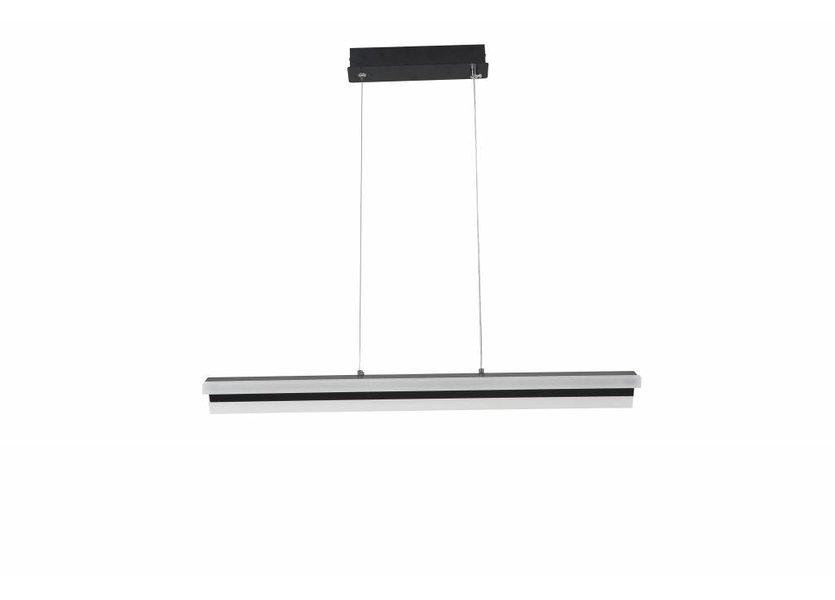 Hanglamp LED Zwart 70 cm - Saniled Tukor