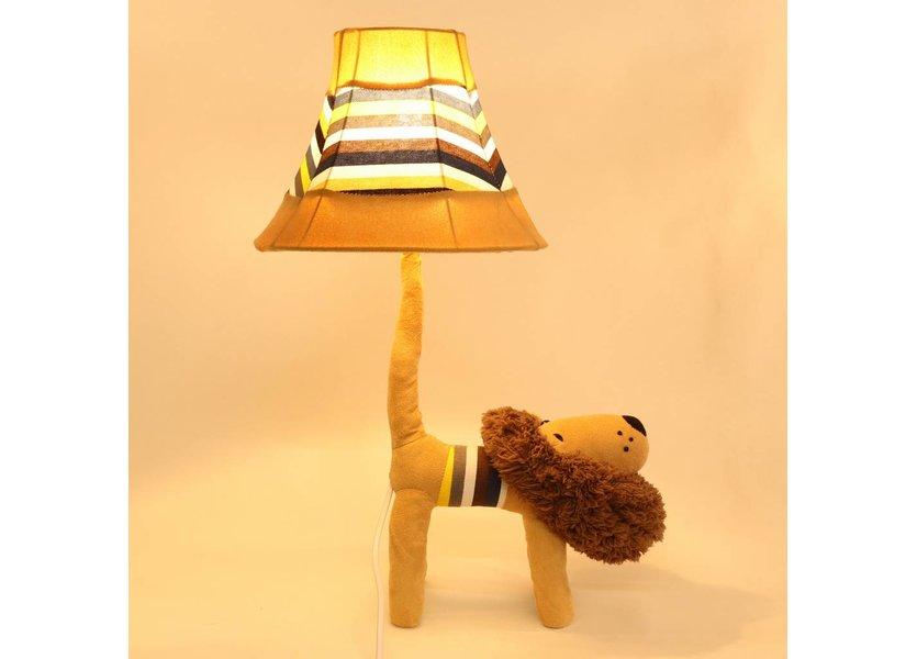 Tafellamp leeuw