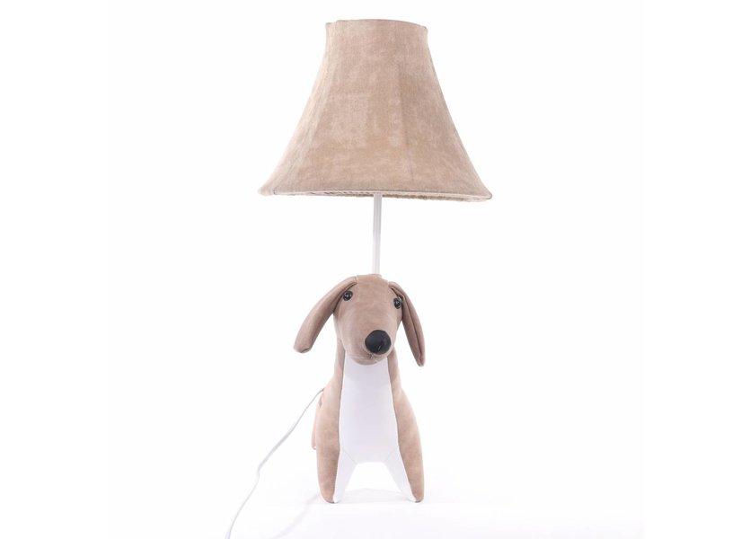 Tafellamp hond