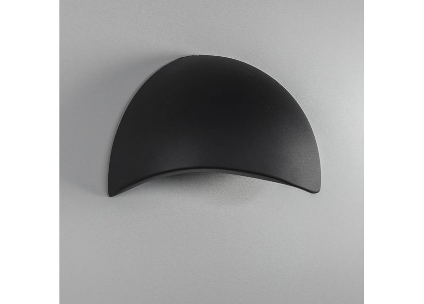 Moderne LED Buitenwandlamp Zwart – Garleds Rosa