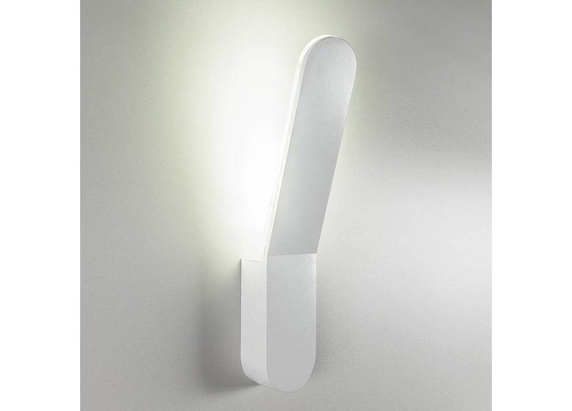 LED wandlamp - 3 Watt - 3000K - IP65 - Wit