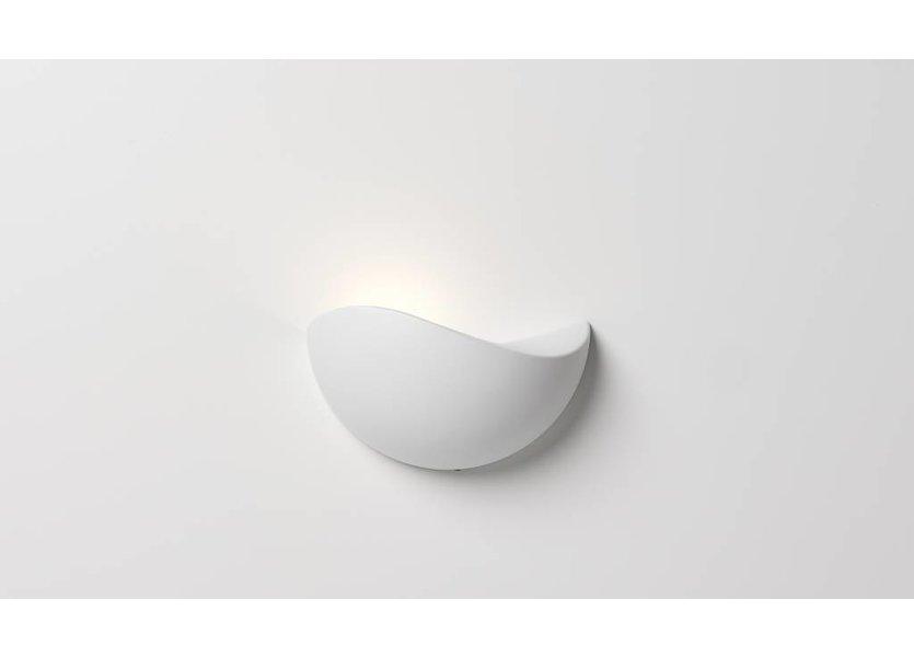 Moderne LED Buitenwandlamp Wit – Garleds Rosa