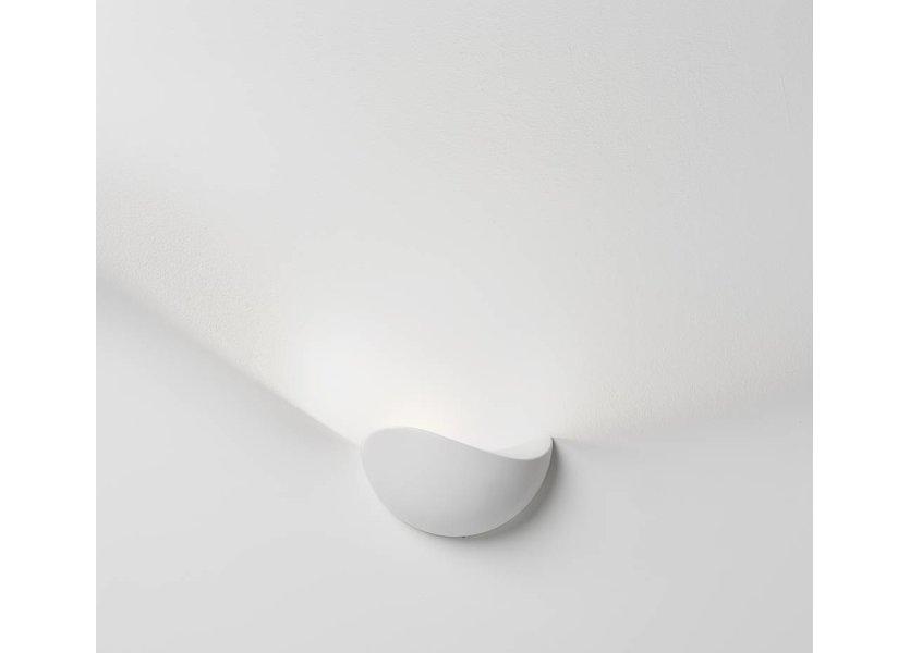 LED wandlamp 3 Watt - 3000K - IP65 - Wit
