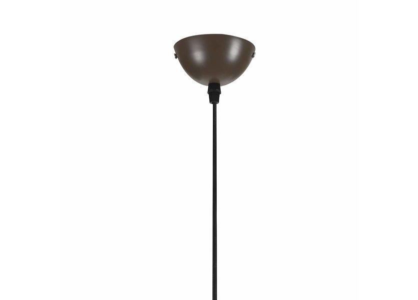 Bruine hanglamp