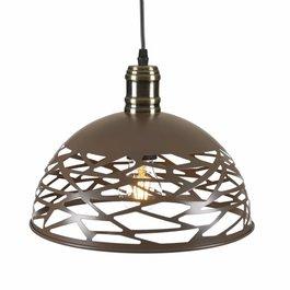 Scaldare Moderne Opengewerkte Hanglamp Bruin – Scaldare Luonto