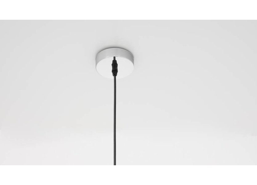 Chrome hanglamp