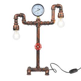 Funnylights Industriële Tafellamp Watermeter - Funnylights Sentret