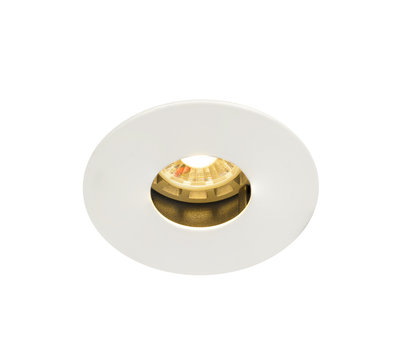 Crius LED Inbouwspot Wit Rond - Crius