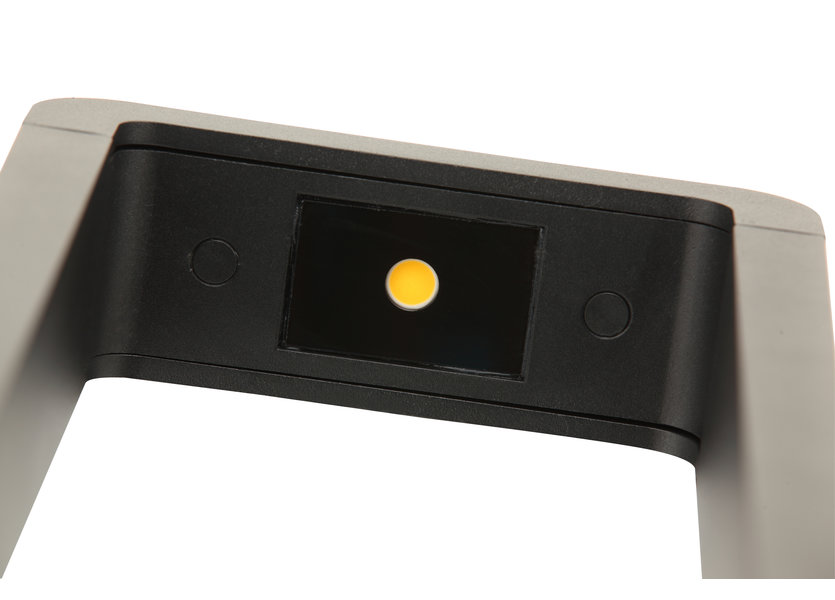 Moderne Staande Buitenlamp Zwart 60 cm IP65 incl. LED - Garleds Akkerwinde