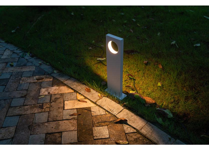 Staande Tuinlamp LED Wit 50 cm - Gardenleds Veronica