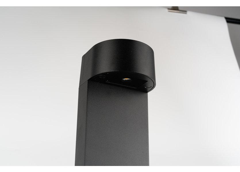 Staande Tuinlamp LED Zwart 60 cm - Gardenleds Avena