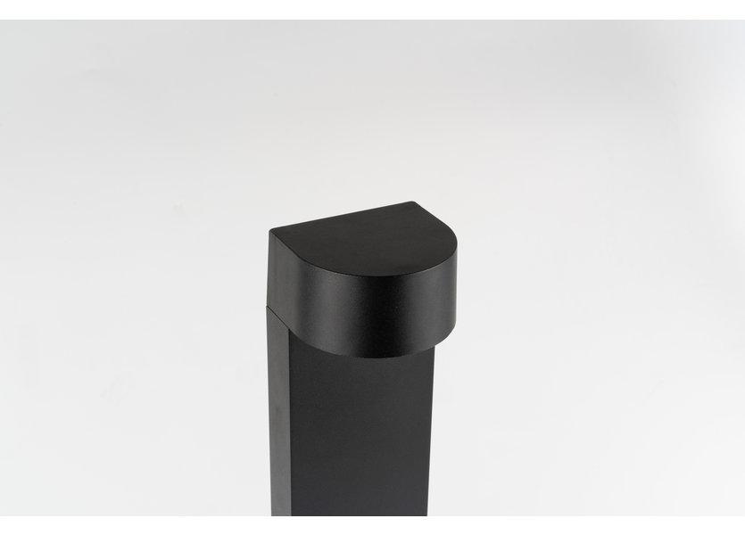 Moderne Staande Buitenlamp Zwart 60 cm IP 65 incl. LED  - Garleds Avena