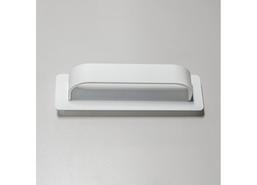 Wandlamp LED Modern Wit 35 cm - Scaldare Abano