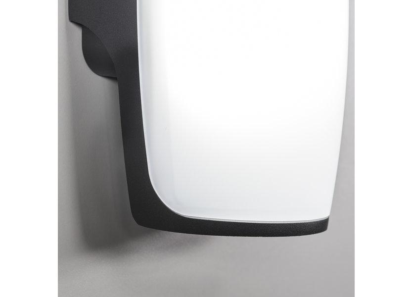 Moderne Buitenwandlamp Zwart incl. LED - Garleds Acreas