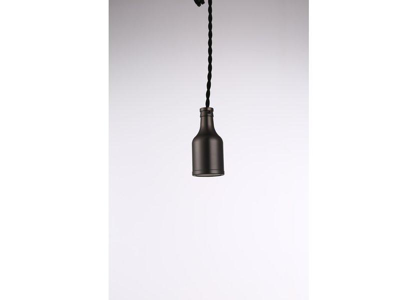Hanglamp Modern Zwart Pendel - Crius
