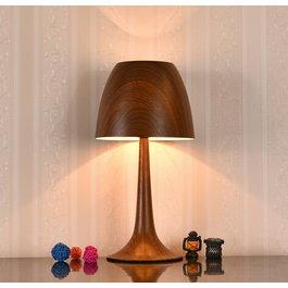 Valott Tafellamp Modern Bruin 42 cm - Valott Artisokka