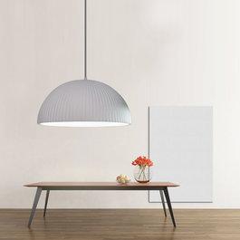 Valott Hanglamp LED Modern Wit Acrylaat - Valott Silja
