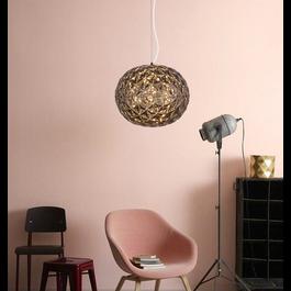 Scaldare Hanglamp LED Modern Grijs Rond - Scaldare Gardolo