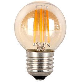 Crius Crius LED Filament G45 E27 6W 827 Amber Dimbaar