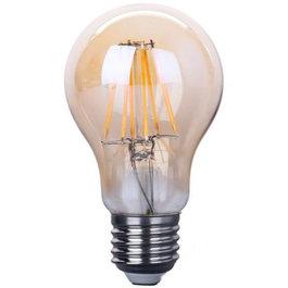 Crius Crius LED A60 E27 6W 827 Amber Dimbaar
