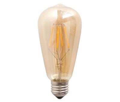 Madera Hanglamp Hout Houtkleur 29 cm - Madera Carrasco