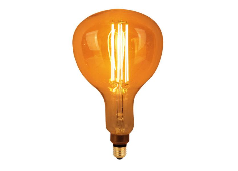 Crius LED ER180 E27 8W 827 Amber Dimbaar