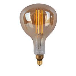 Crius Crius LED R160 E27 8W 827 Amber Dimbaar