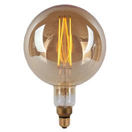 Crius Crius LED Filament G200 E27 8W 827 Amber Dimbaar