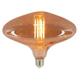 Crius Crius LED Filament FDL 200 E27 8W 827 Amber Dimbaar