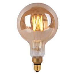 Crius Crius LED G200-8 E27 8W Amber Dimbaar
