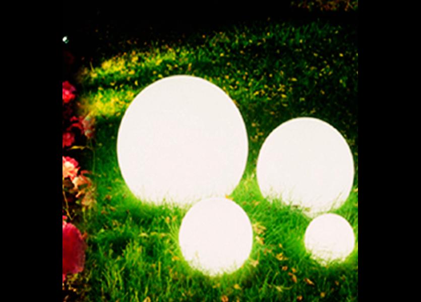 Staande lamp LED in Balvorm 35 cm - Funnylights Venonat