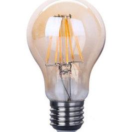 Crius Crius LED Filament A60 E27 8W 827 Amber Dimbaar
