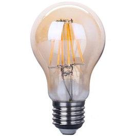 Crius Crius LED Filament A60 E27 4W 827 Amber Dimbaar