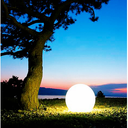 Funnylights Staande lamp LED in Balvorm 40 cm - Funnylights Venonat