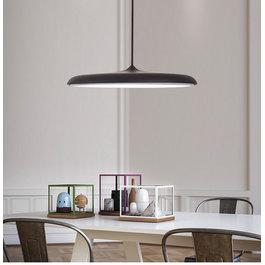 Scaldare Hanglamp LED Design Zwart Rond 40 cm - Scaldare Albi
