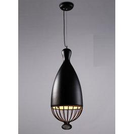 Scaldare Hanglamp Modern Zwart Rond Metaal - Scaldare Racines