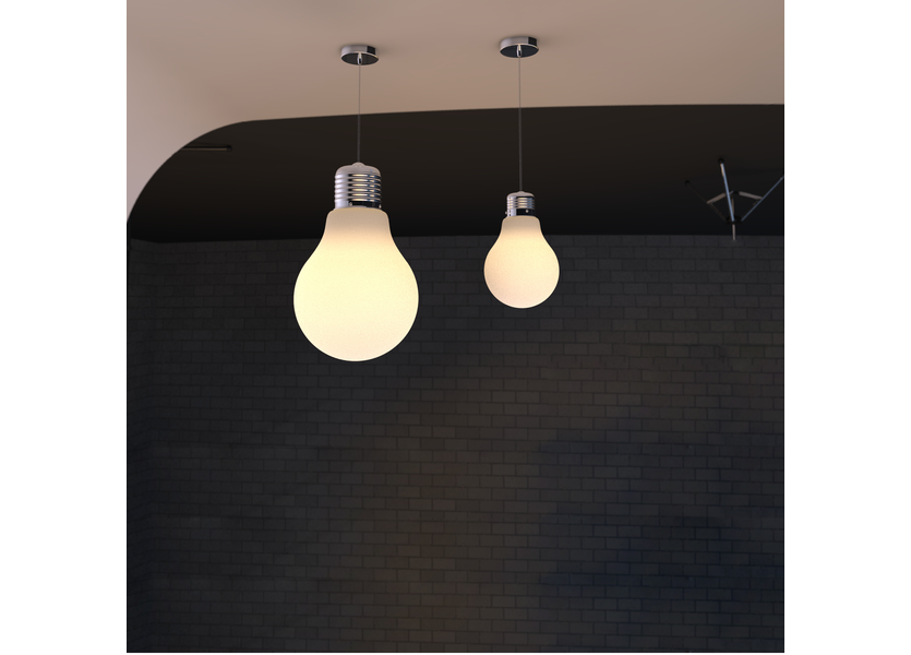 Hanglamp in Lampvorm 22 cm - Funnylights Arbok
