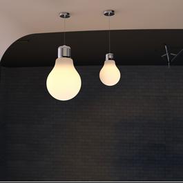 Funnylights Hanglamp in Lampvorm 38 cm - Funnylights Raichu