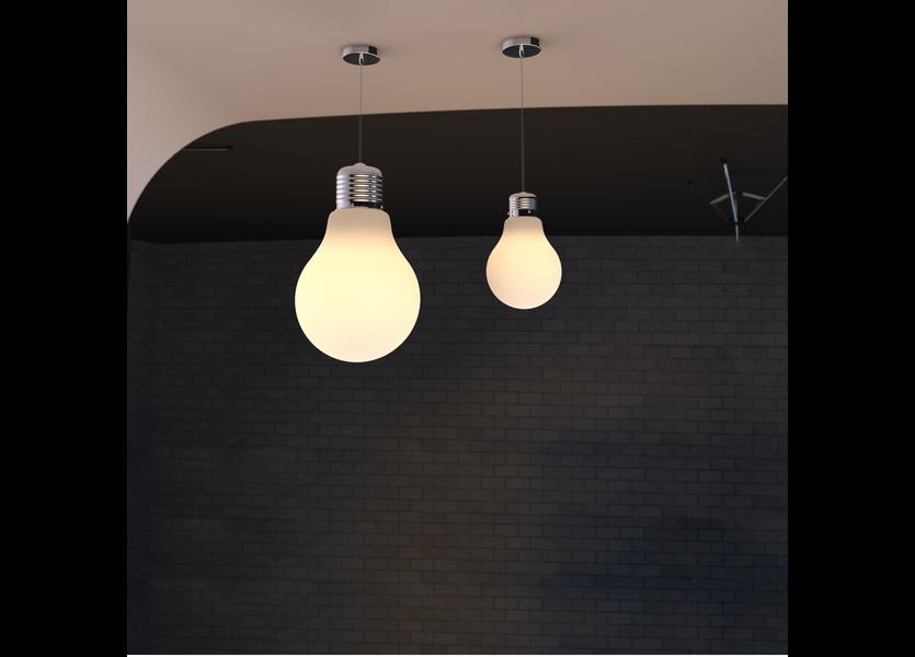 Hanglamp in Lampvorm 38 cm - Funnylights Raichu